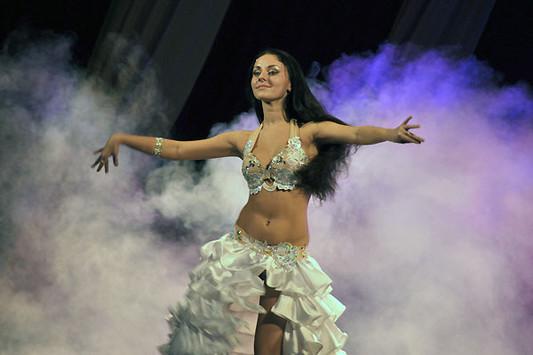 Танец живота конкурс победительница
