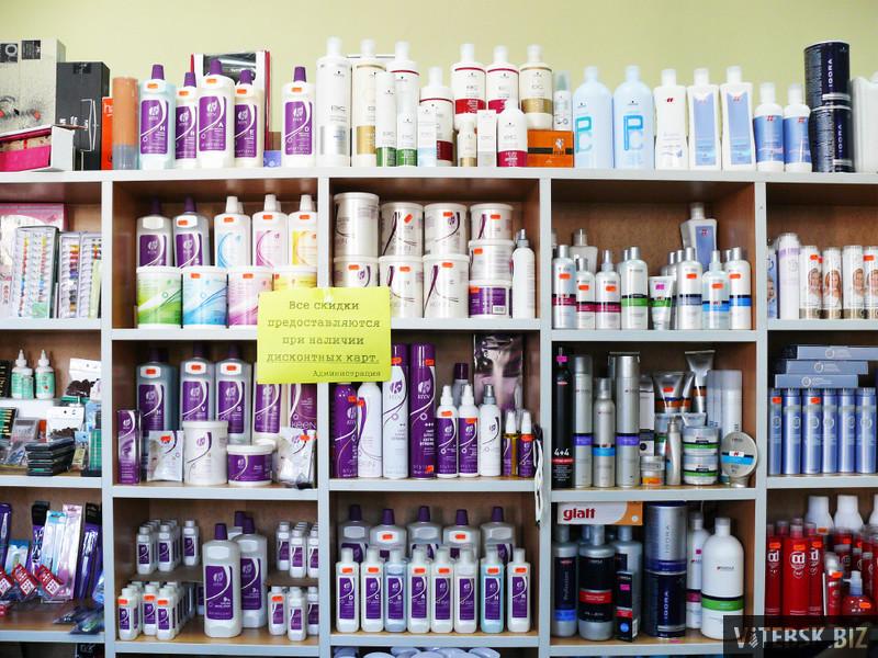 Магазины профессиональной косметики для волос.