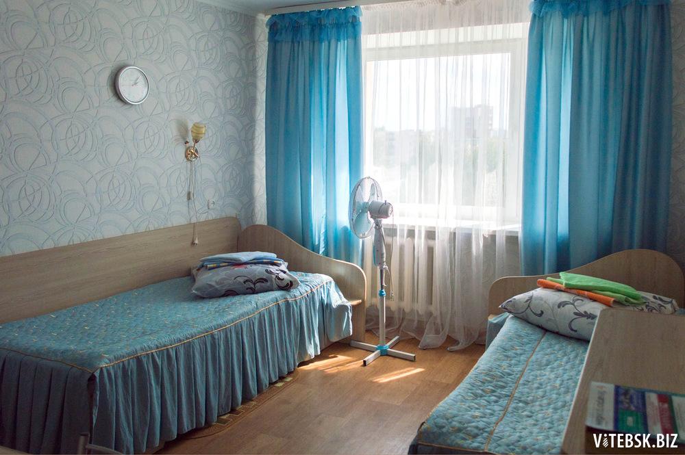 Отели и гостиницы витебска