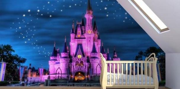 Princess themed bedroom ideas